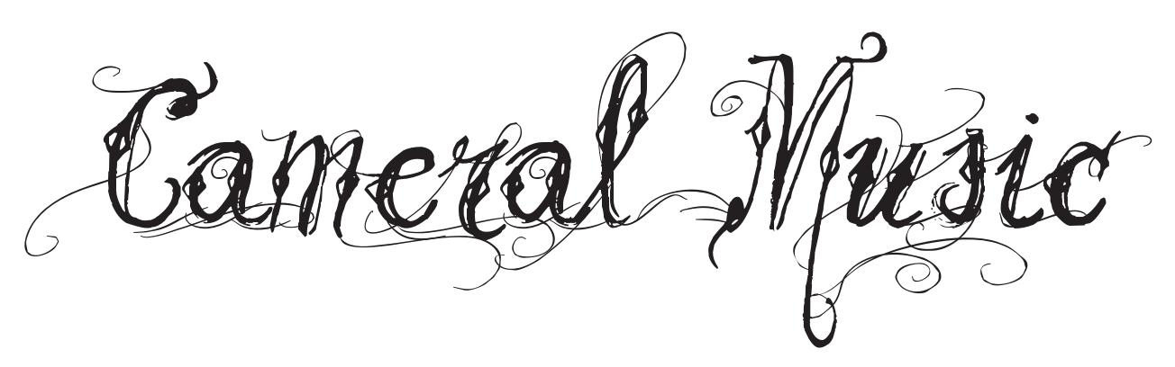 logo cameral music