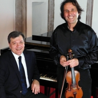 Violin Piano Duo of Volodja Balzalorsky and Aleksandar Serdar
